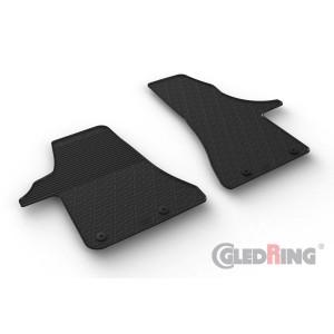 Rubber mats for Volkswagen T6.1 Transporter/Multivan