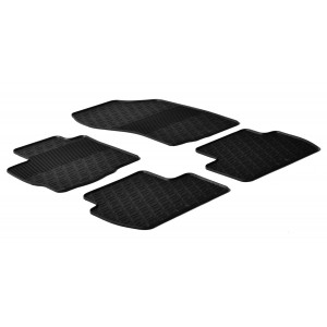 Rubber mats for Peugeot 4007