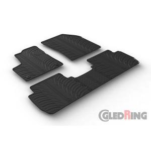 Rubber mats for Peugeot 5008