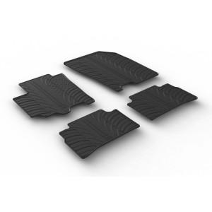 Rubber mats for Suzuki Vitara
